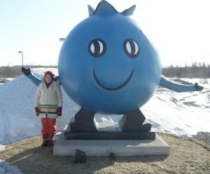Oxford Nova Scotia\'s Giant Blueberry